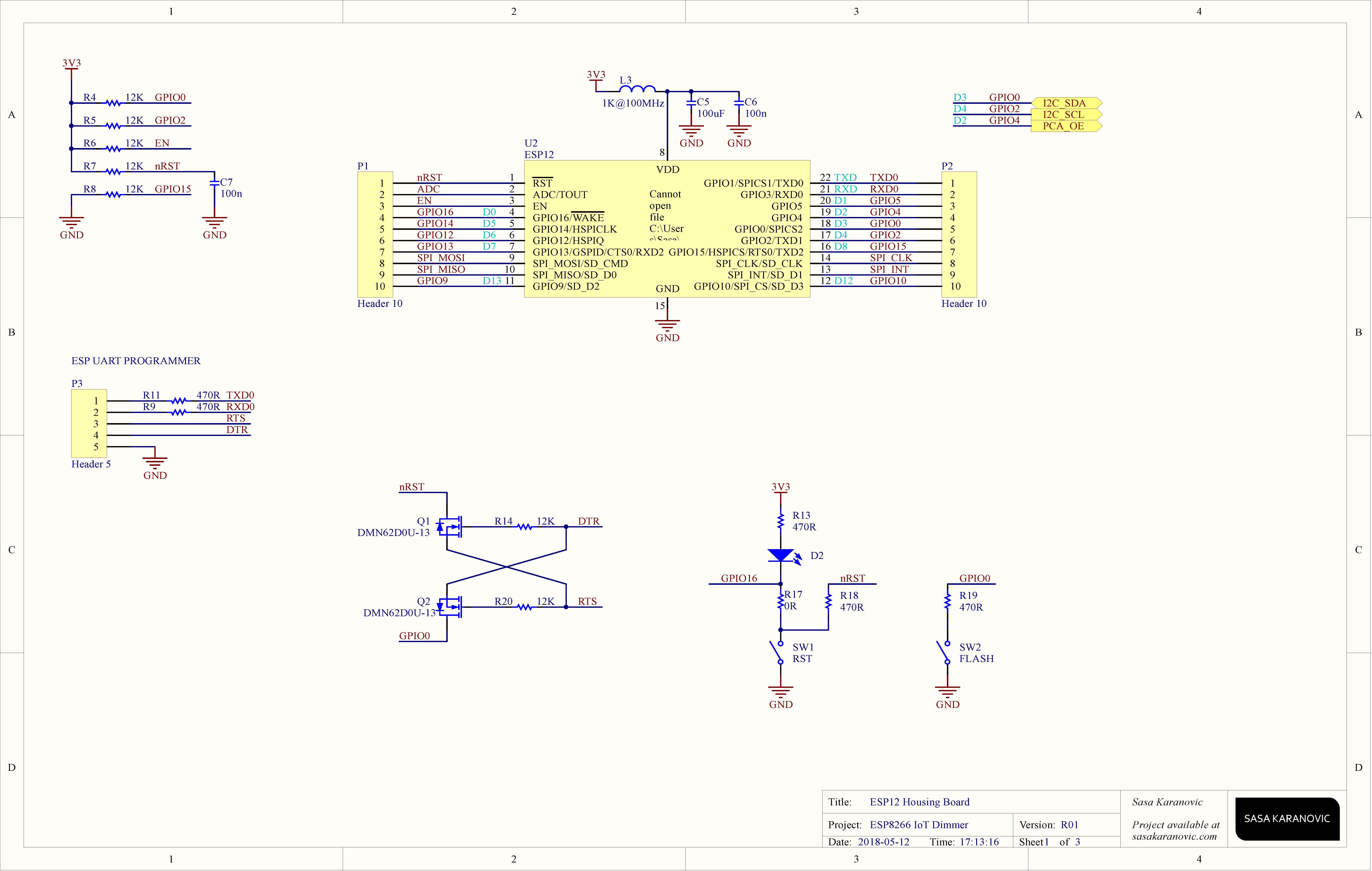 IoT LED Dimmer – Sasa Karanovic